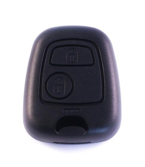 Peugeot sleutel behuizing 107/307