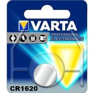 VARTA knoopcelbatterij CR1620