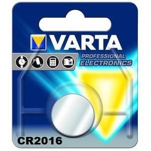 VARTA knoopcelbatterij CR2016